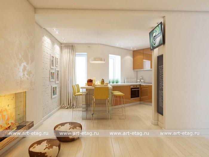 Дизайн квартир студия спальня
